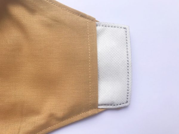 Facemask Filter (Honey)