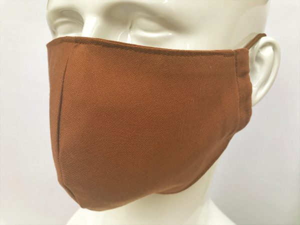Facemask Model (Bronze)
