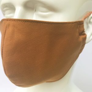 Facemask Model (Caramel)